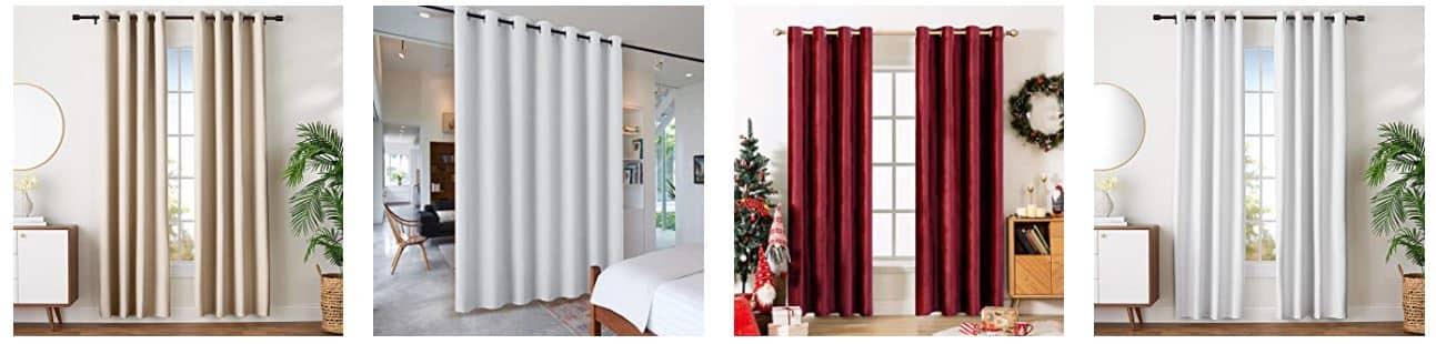 cortinas aislamiento acústico