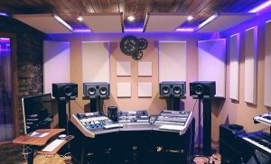 placas acusticas para home estudio
