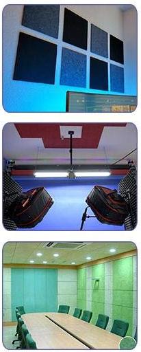 placas acústicas para reducir ruido