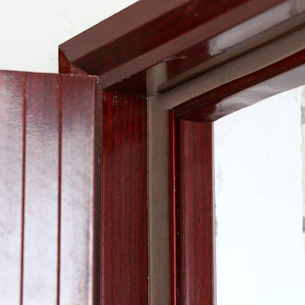 burlete para marco de ventana de madera