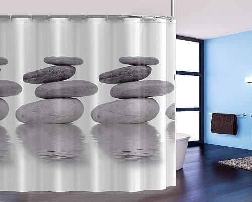 cortinas para baño impermeables